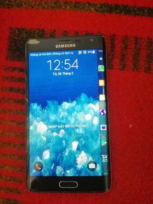 Samsung note egde vân tay