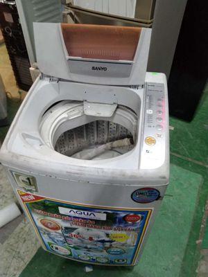 Sanyo 8kg máy giặt cửa trên