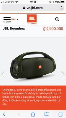 Loa boombox 1