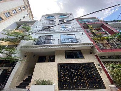 Nhà Quận 5 MT Nguyễn Trãi 4 Lầu, Mới Xây NTCC