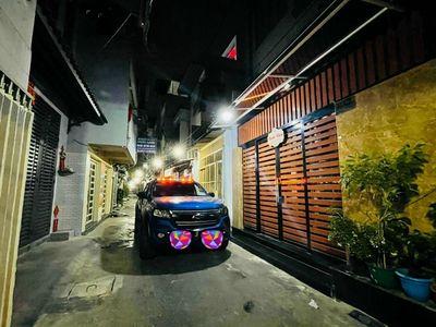 Nhà 1 trệt 1 lầu 40m2 đường Võ Văn Tần p5 Q3- SHR