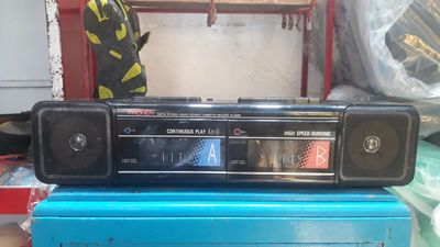 Radio cassette PRONEN PC-2000