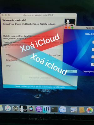 iPhone 5S X xoá ⚠️cloud - 💯 sim ghep iccid