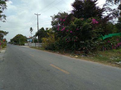 Đất 16x68 Mặt Tiền ĐT 842 Tân Phước, Tân Hồng