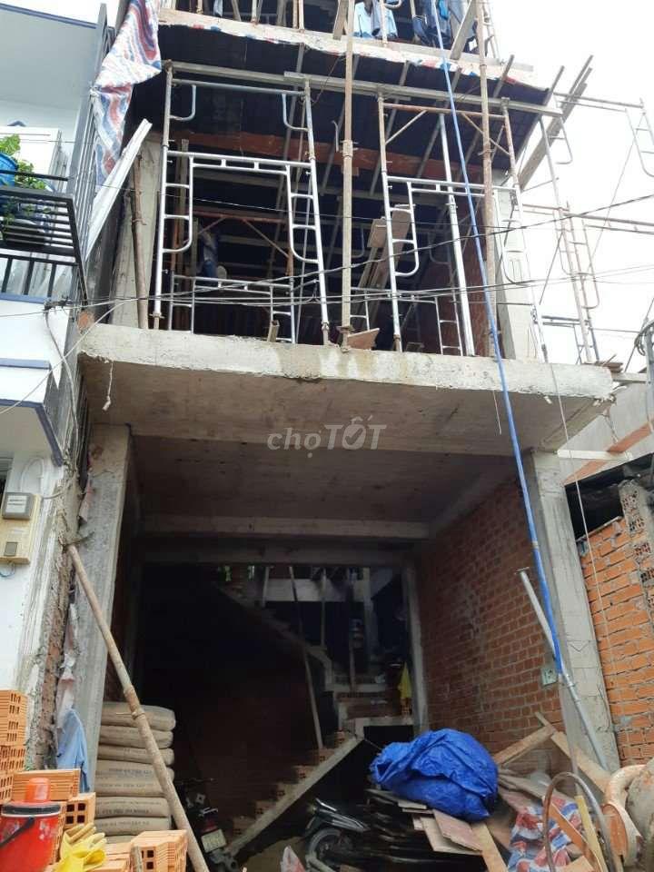 Nhận xây mới sửa chữa nhà trọn gói tp hcm