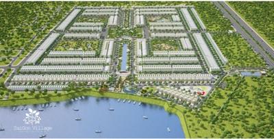 Hàng hiếm Saigon Village C3.45 đg số 1 15m có sổ r