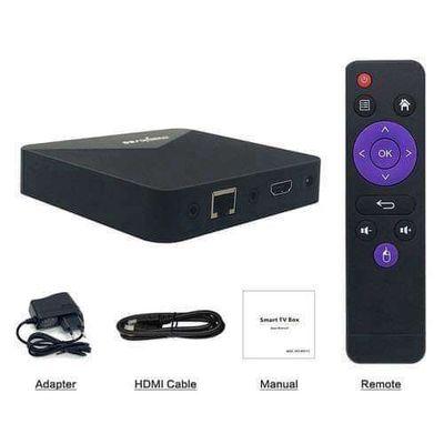 ANDROID TV BOX N5 SINGEL RAM 2GB -16GB
