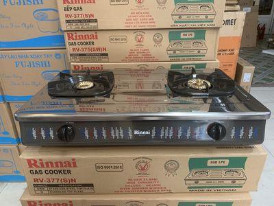 Bếp ga RINNAI RV-377SW (Mới 100%, có 50 bếp gas)