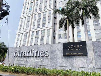Căn hộ citadines luxury cần bán gấp