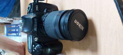 Máy ảnh nikon F60 sử dụng phim