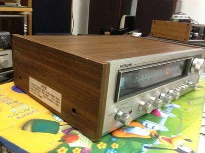 Ampli HITACHI AM-FM RECEIVER SR-502