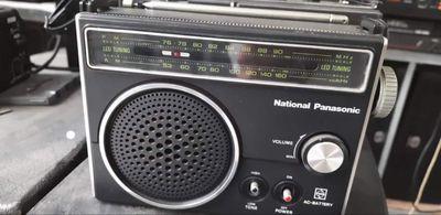 Radio nationa ( panaonic ) hàng nguyên zin