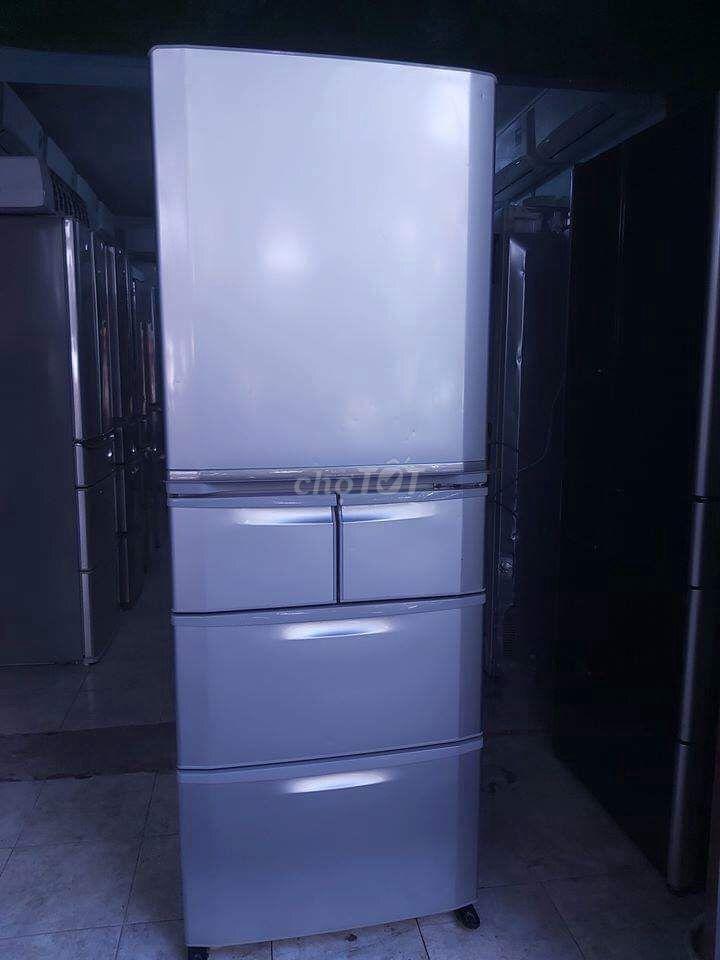 Thanh lý tủ lạnh 5 cánh nội địa nhật. Mới 90%