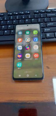 Samsung A51 bị chập cảm ứng.