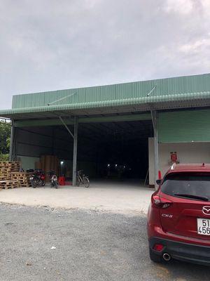Xưởng sx gỗ Vĩnh Tân Uyên bd 568 m