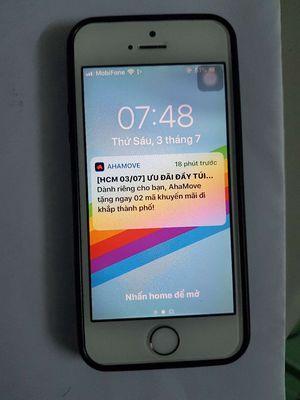 2c iphone 5s ko icloud mới thay pin