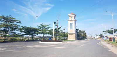 Lô góc 2 mặt tiền đường Khu Phú Mỹ An