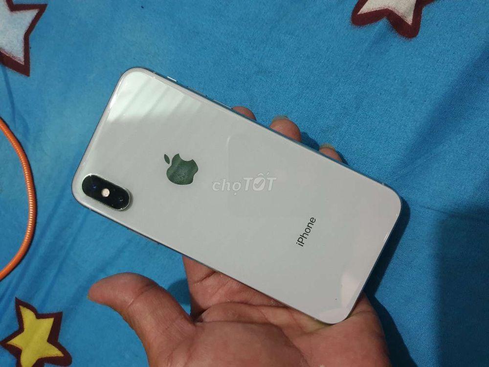 Apple iPhone X Trắng 256g full như quốc tế