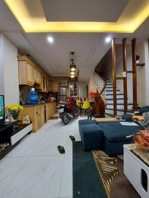 Nhà Đẹp- sổ vuông- Không Lỗi- Ngọc Lâm 34m2 , 5T