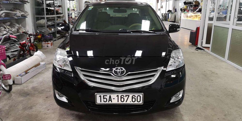 Toyota Vios 2012 Tự động