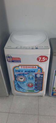 Máy giặt Toshiba 7,34kg zin y hjnh bảo hành 6T