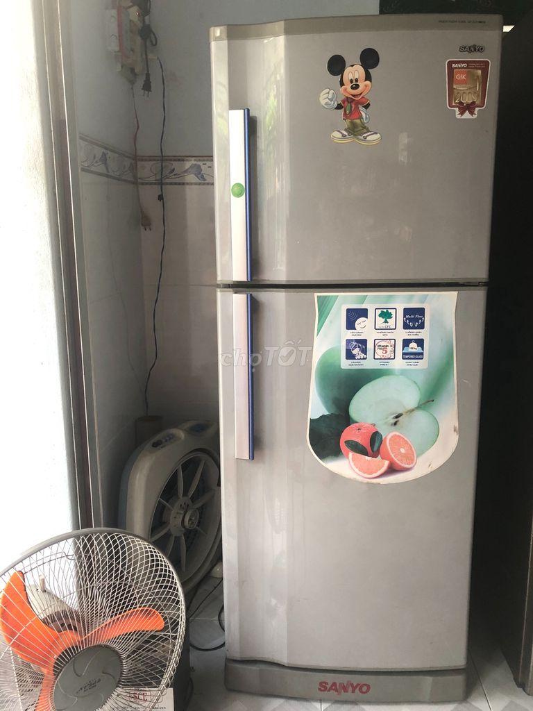Tủ lạnh sanyo 245l tiết kiệm điện
