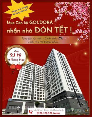 Giỏ hàng căn hộ Goldora Plaza cập nhật 28/1/2021