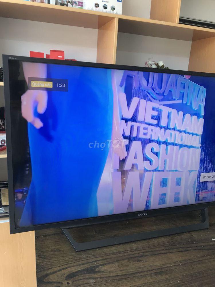 Tivi Sony Smart 40 inch sáng đẹp