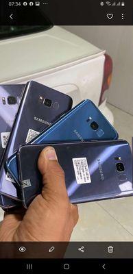 Samsung S8 xin ap chống nước ngoại hình đẹp 99