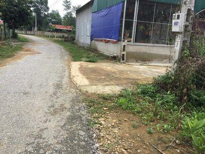 Cần bán đất tại xóm 2 phú phong , huyện hương khê.