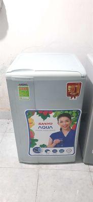 Tủ mini 89 lít Sanyo gaz block zin bảo hành 6T