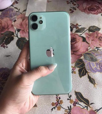 iPhone 11(64g , LL/A) xanh mint