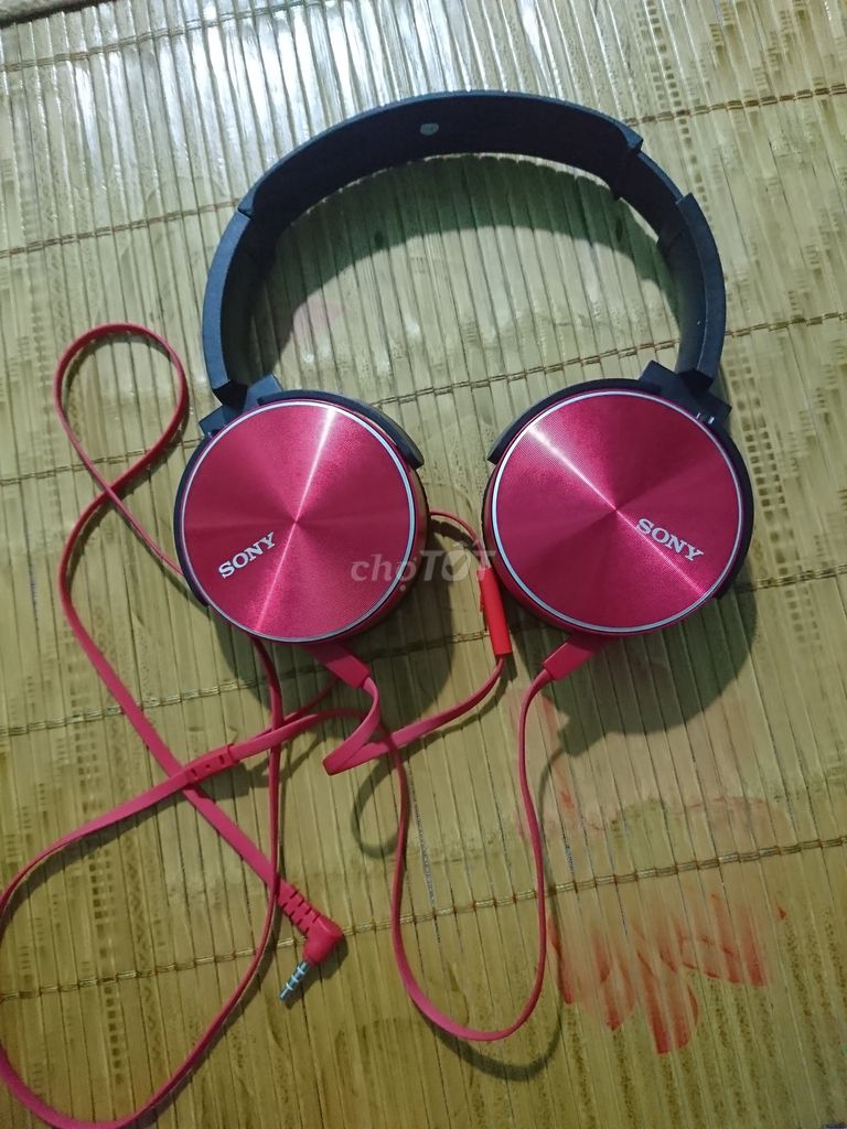 0774416586 - Tai nghe sony MDR xb450.