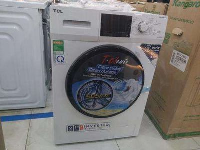 Máy giặt TCL 9kg inveter bảo hành 12 tháng