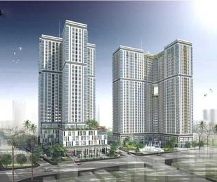 Chung cư Quận 10 51m² 1 PN nhà mới 100%