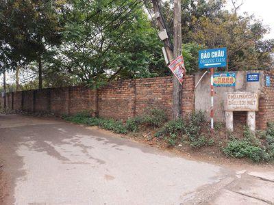 Bán 5800m. Đất Mặt Đường 14 Minh  Phú, Sóc Sơn