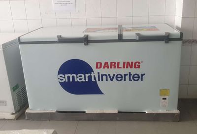 Tủ đông 2 ngăn Darling S-Inverter 700l Save Power