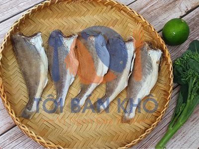 Mình bán các loại Khô cá 1 Nắng: Dứa, Đù, Sặc