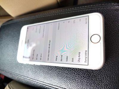 Bán Iphone 8 đẹp như mới, nguyên zin