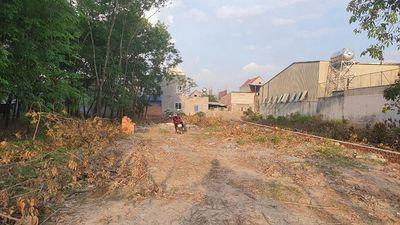 đất biệt thự 9,4mx64 (630m2),  đường nhựa thông