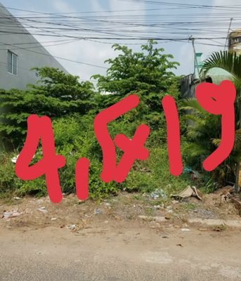đất nền chợ Phú Hòa