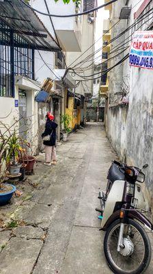 Xóm 2 Quỳnh Đô - Thanh Trì 77m2 Chỉ 25 tr/m2