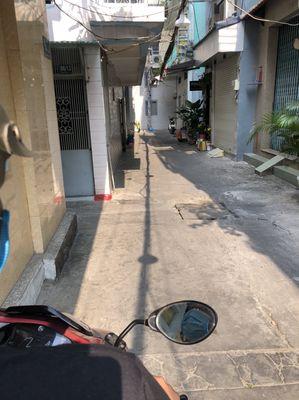 Bán nhà hẻm XH Trần Bình Trọng, Q5. DT 3.7x9.4