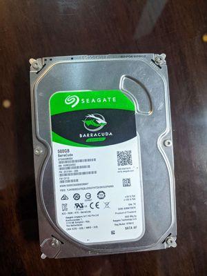 Ổ cứng HDD 500gb còn bảo hành hơn nửa năm