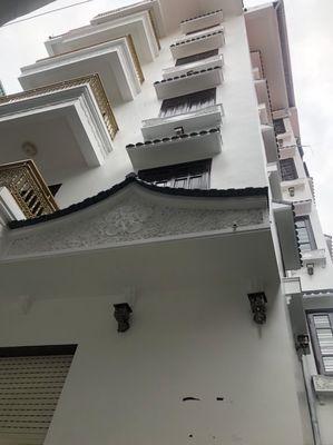 Bán nhà 5 tầng  Miếu 2 Xã, Lê Chân (4,5 tỷ)