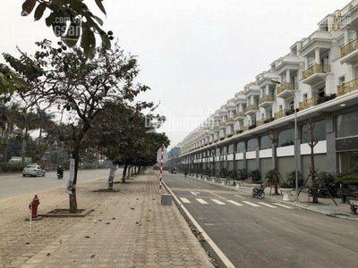 Shophouse Mặt đường Lê Trọng Tấn KĐT Geleximco HĐ
