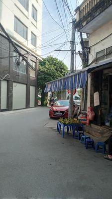 Mặt phố Vũ Hữu, Ô tô, kinh doanh 45m2, chỉ 5.6 tỷ