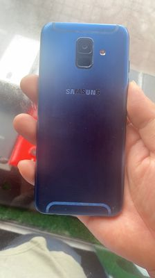 Samsung a6 xanh