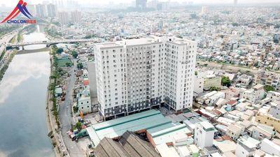Căn hộ góc 51m2 hướng Nam, tầng 8 Felisa Riverside