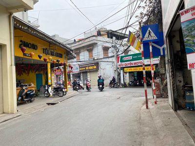 Nhà mặt phố Vĩnh quỳnh dt:164m2 buôn bán sầm uất